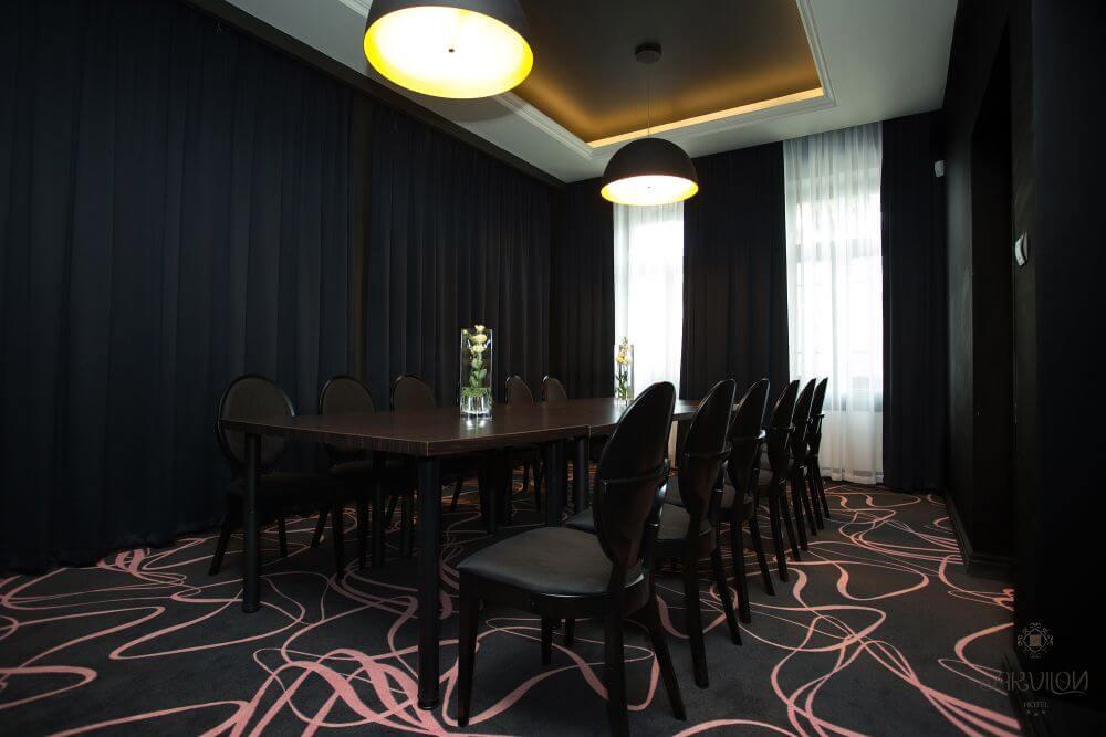 Sala Konferencyjna Czarna Hotel Akvilon