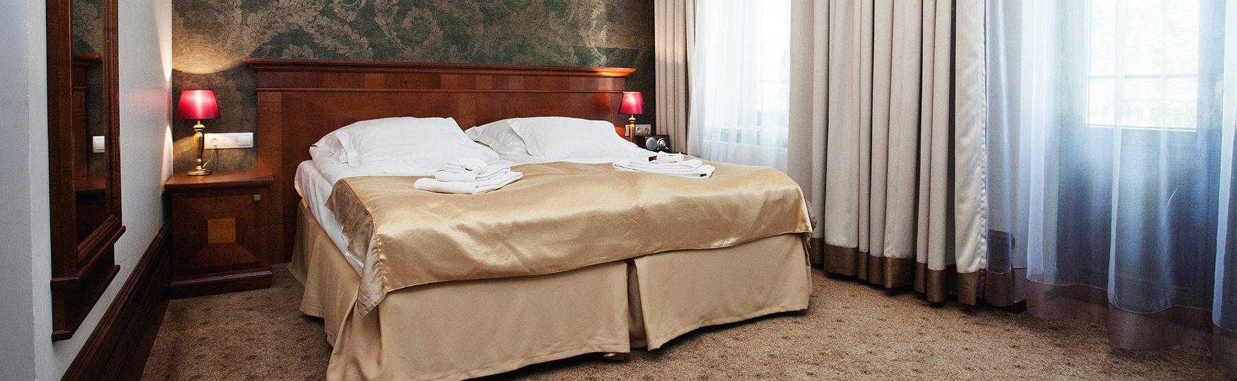 Hotel Suwałki Akvilon pokój dwuosobowy