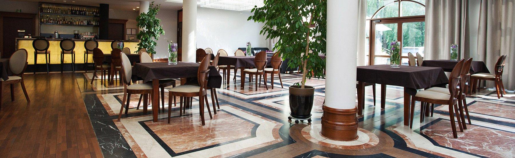 Hotel Suwałki Akvilon Restauracja