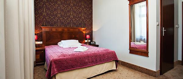 Pokój Jednoosobowy Hotel Suwałki Akvilon