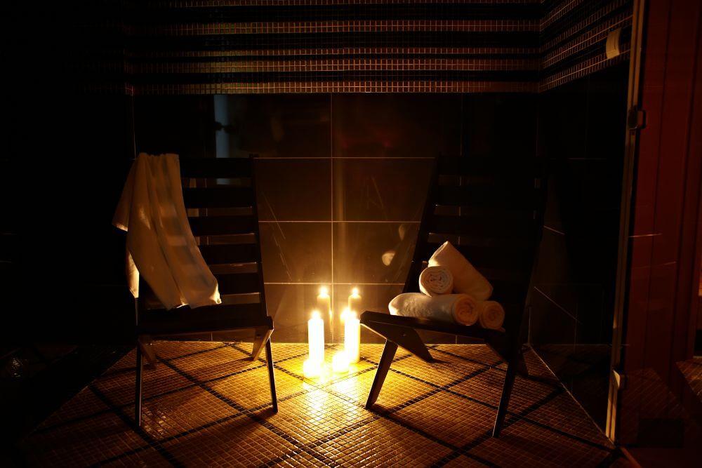 Sauna Hotel Akvilon