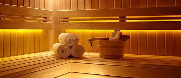 Sauna Hotel Akvilon Suwałki