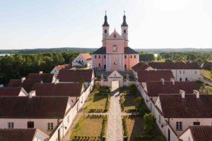 Klasztor nad Wigrami
